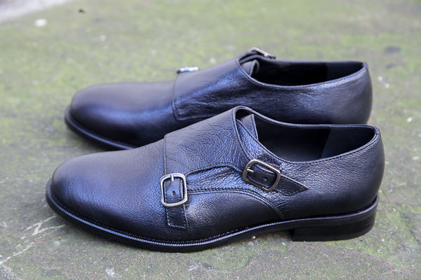 Matilde Midnight Monkstrap