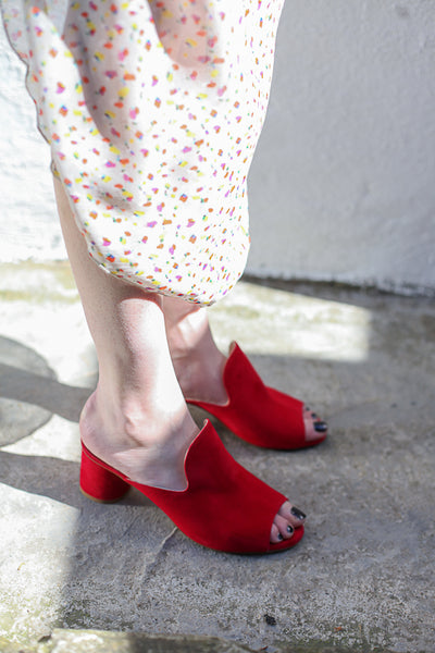 Era Red Mules
