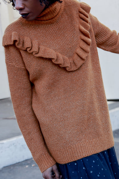MEGAN LUREX JUMPER