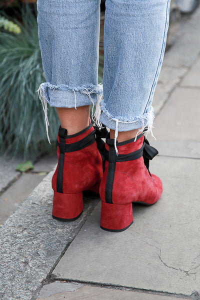 Dorothy Ankle Boots