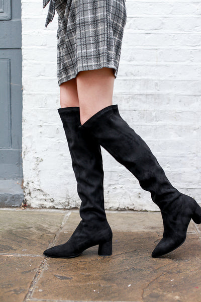 Alissa Over the Knee Boots