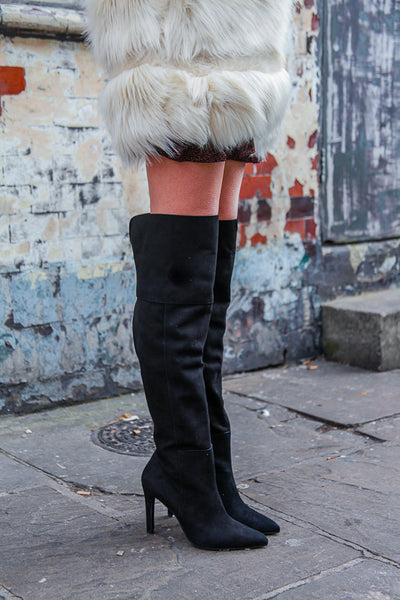 Kate Over The Knee Boots