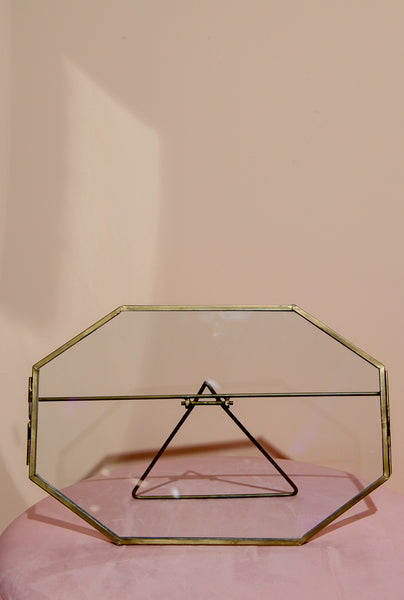 Octagon Photo Frame