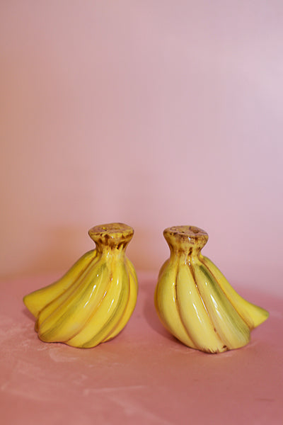 Banana Salt and Pepper