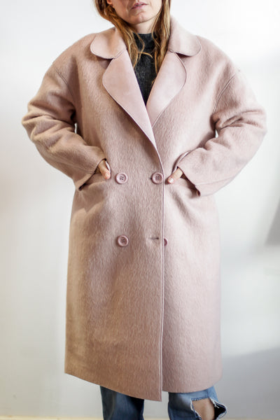 Milly Pink Coat