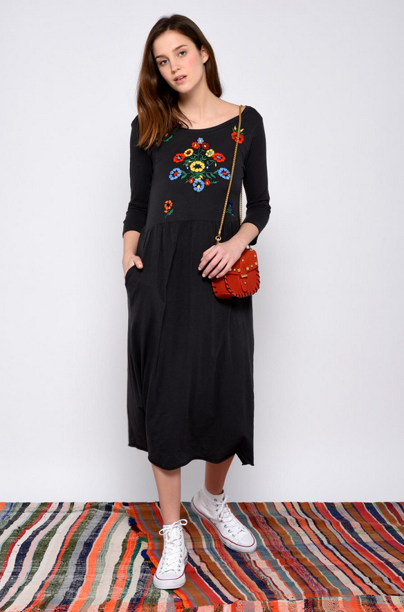 REMA FLOWER DRESS