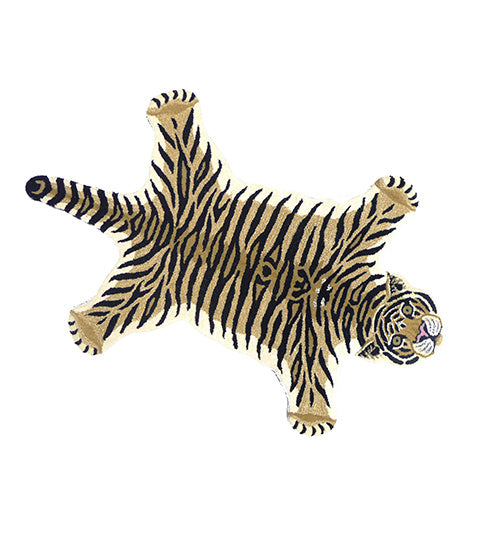 Drowsy Tiger Rug