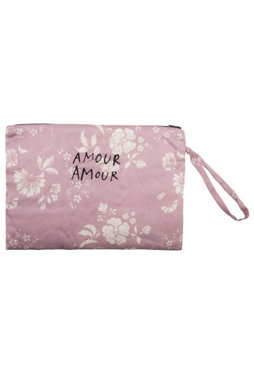 Amour Cosmetic Bag