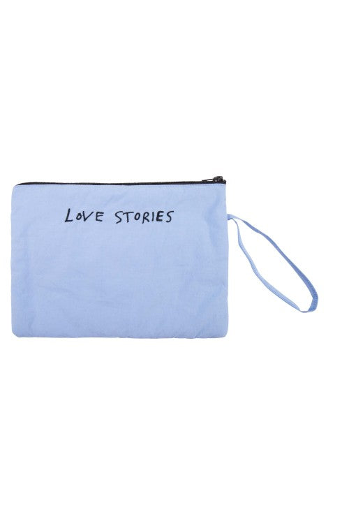 Love Stories Cosmetic Bag