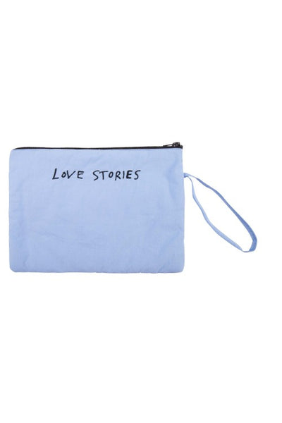 LOVE STORIES TOILET BAG
