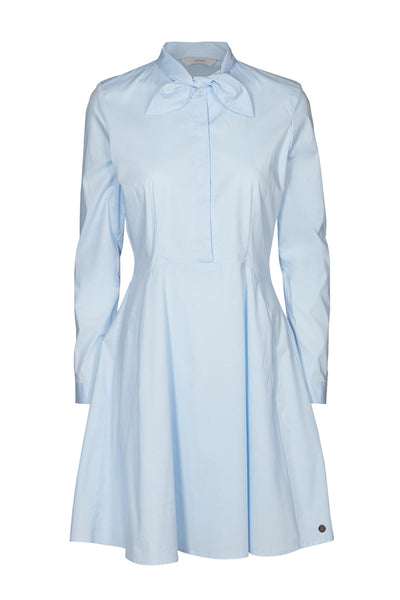 baby blue alinta dress by numph