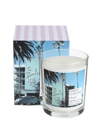 L'Hotel Candle