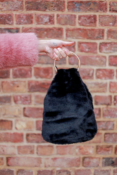 Bangle Black Bag