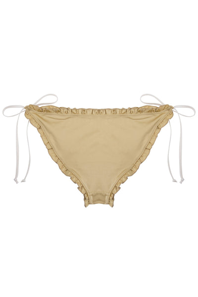 Lula gold bikini briefs by love stories