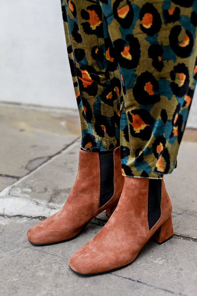 Glen Brown Ankle Boots
