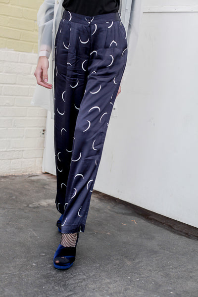 Dalili Black Trousers