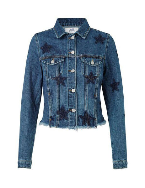 atlanta star denim jacket mbym