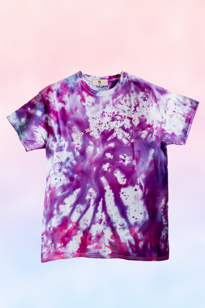 God Bless Cowgirls Tie Dye 121