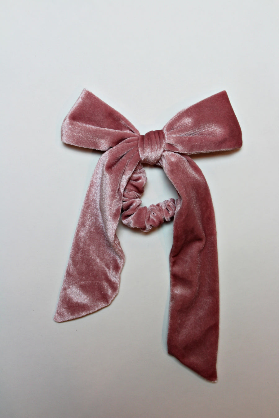 Justin Jean® Luxury Velvet Bow Scrunchies! 3 Pack: Limited Stock