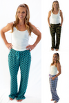 The Darien Unisex Drawstring Pant Separate with Pockets (S-XXL)