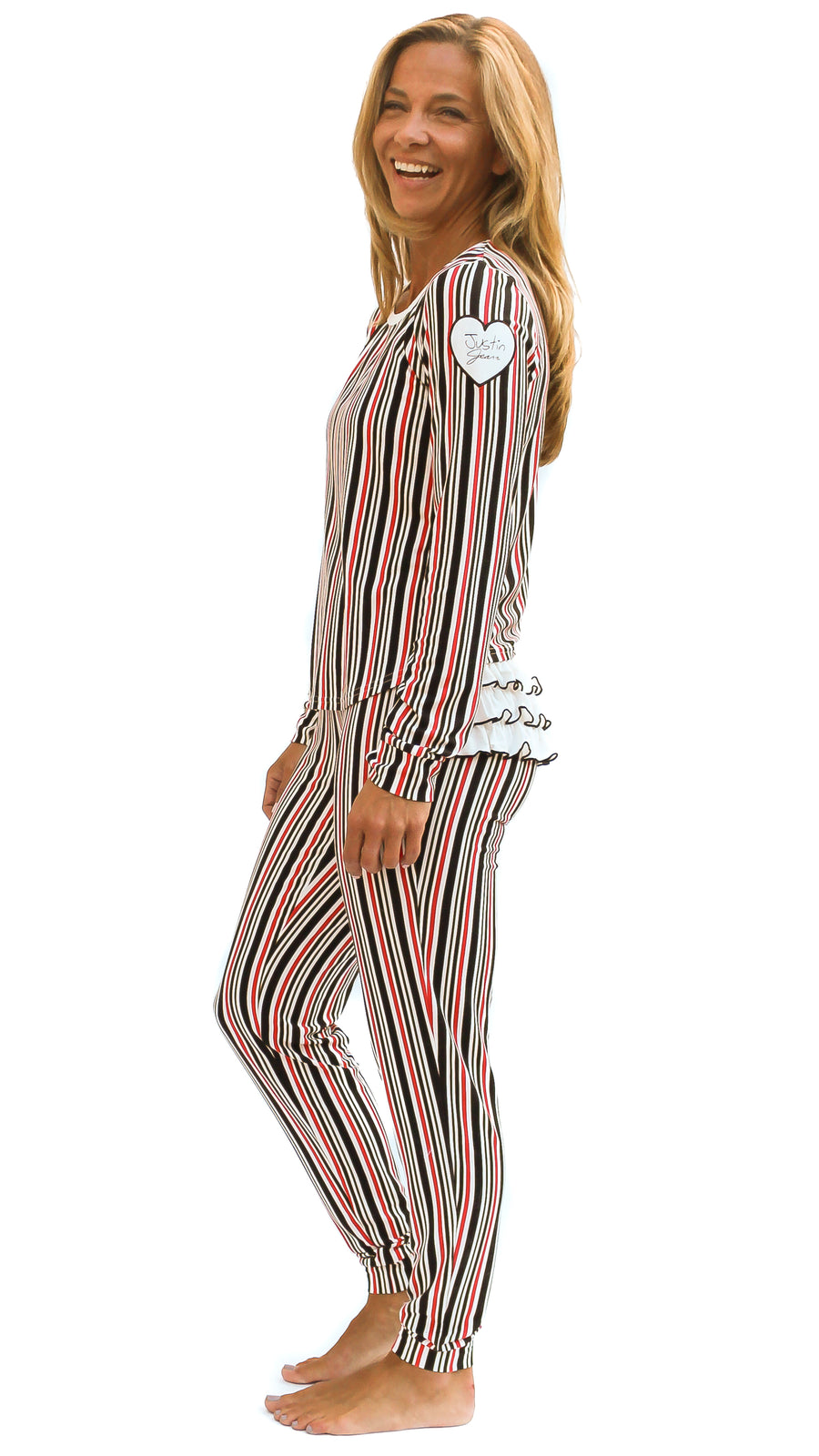 The Brooklyn Pajama in Joy Print (Women's Sizes)