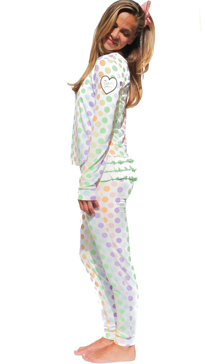 The Brooklyn Pajama in Unity Print (Women's Sizes)