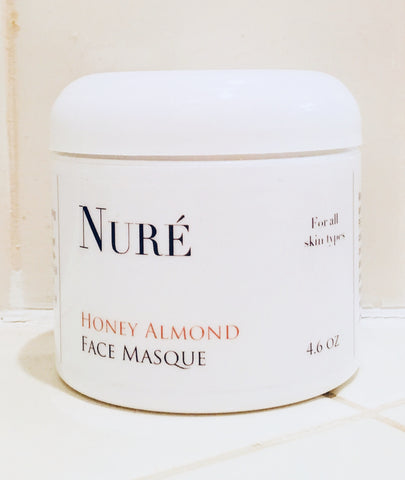 Honey Almond Face Masque