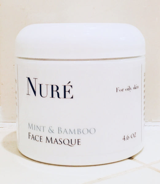 Mint & Bamboo Face Masque