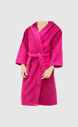 Kids Terry Bathrobes Wholesale