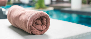 Soft Cotton Towels, Smooth on Skin, Gentle Touch