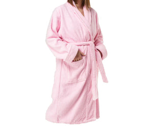 Wholesale Turkish Shawl Terry Bathrobe