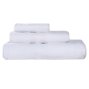 100% Turkish Cotton Luxury 3 Piece Towel Set