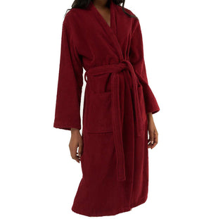 Wholesale Turkish Cotton Terry Kimono Bathrobe