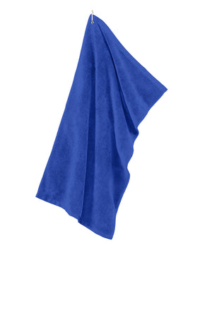 Port Authority Grommeted Microfiber Golf Towel