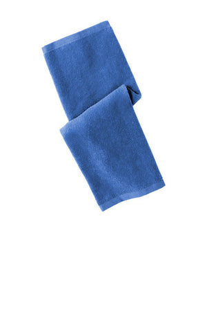 Port Authority Hemmed Towel