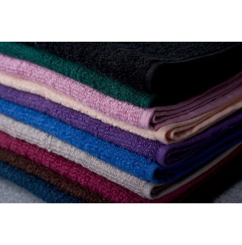 Oxford Magic 100% Ringspun Cotton Dyed With Dobby Hemmed Towels -12 Dz