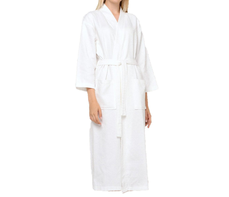 Wholesale Turkish Pure Cotton Kimono Robe
