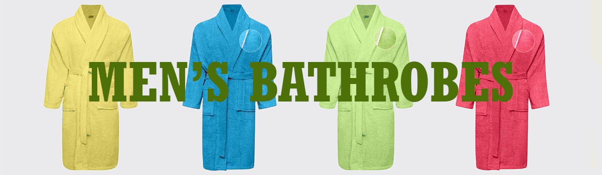 Men's Bathrobes