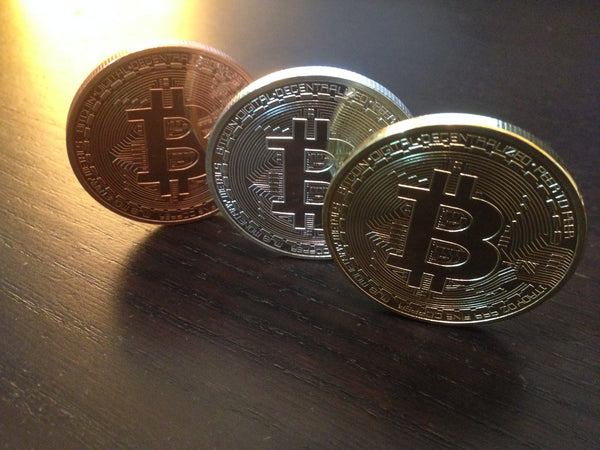 Copper Bitcoin Coinage