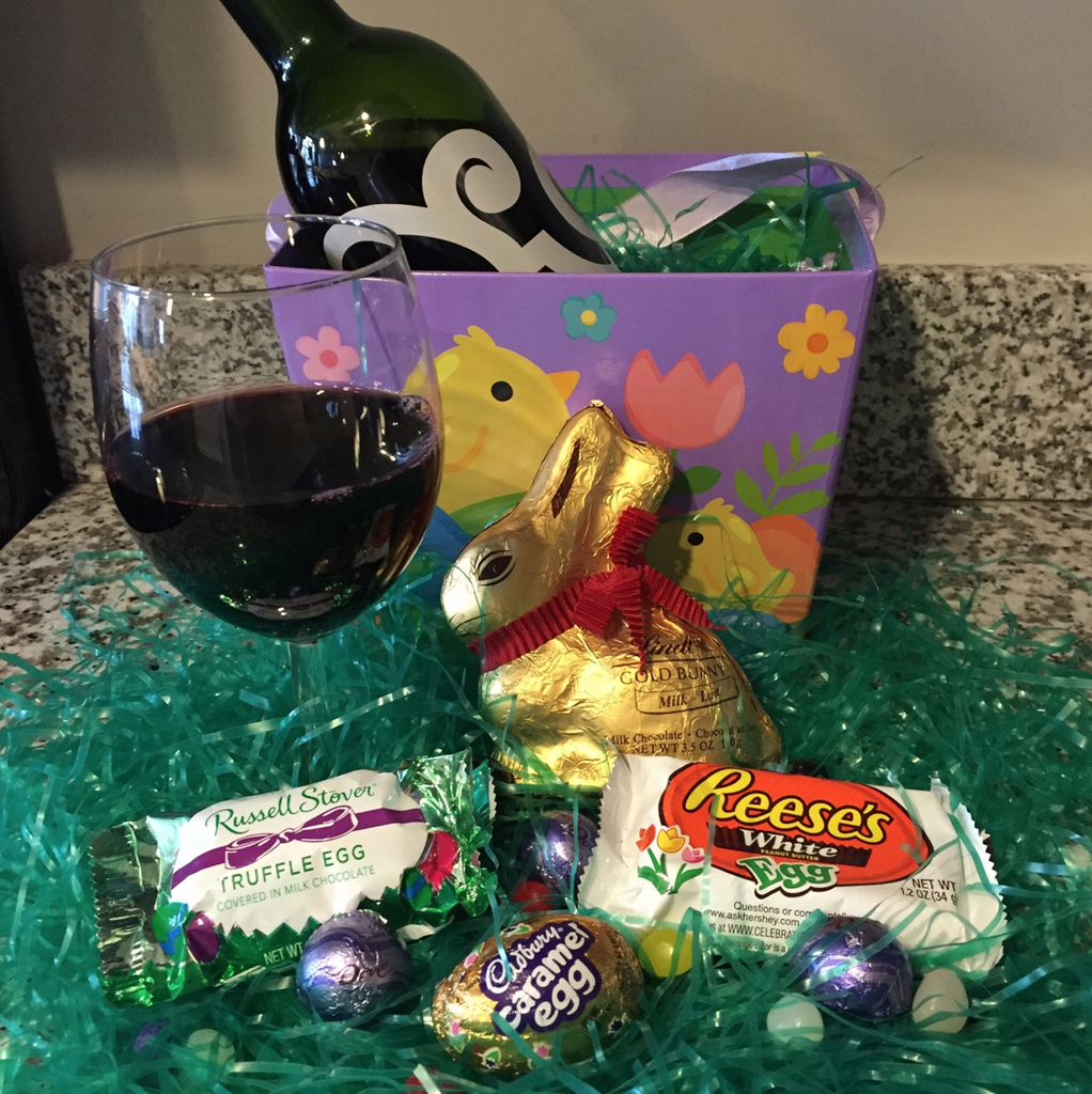 Easter Chocolate and Wine Pairing Guide