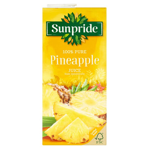 Sunpride Pineapple Juice 1L