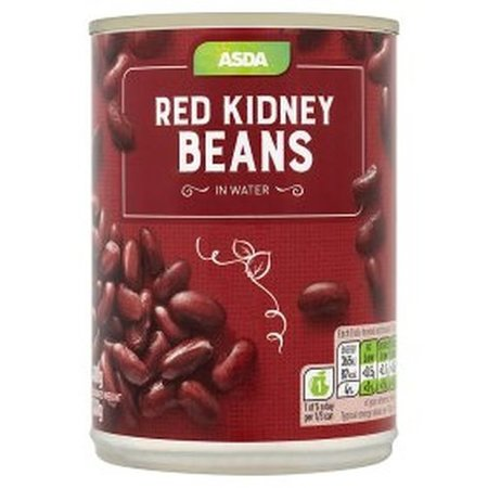 Red Kidney Beans in Water 400g