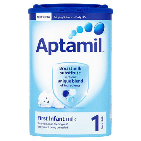 Aptamil First Infant Milk Powder From Birth 900g