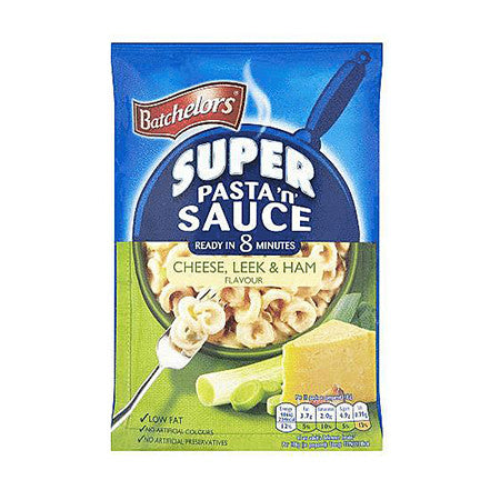 Batchelors Super Pasta N Sauce Cheese, Leek & Ham 110g
