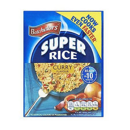 Batchelors Super Rice Curry 100g