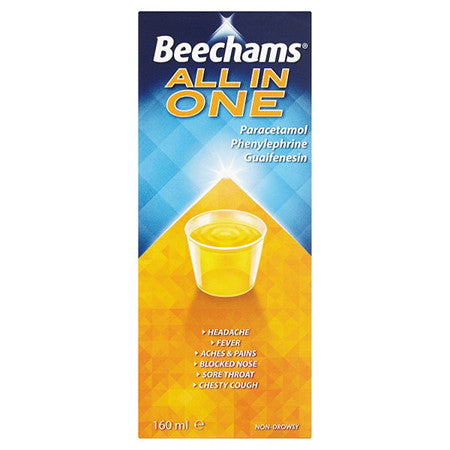 Beechams All In One 160ml