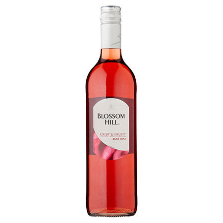 Blossom Hill Crisp & Fruity Rose Wine 75cl