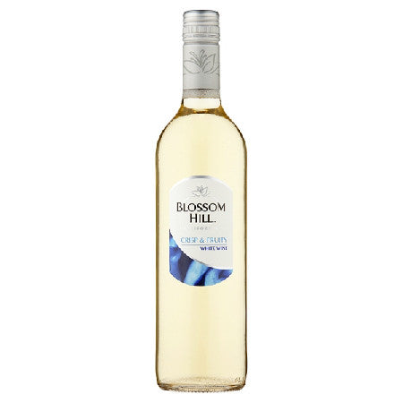 Blossom Hill Crisp & Fruity White Wine 75cl