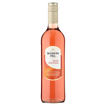 Blossom Hill White Zinfandel Rosé Wine 75cl