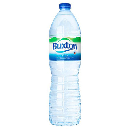 Buxton Still Water 1.5L